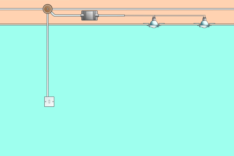 Wiring Diagram For Wall Lights Uk : Kingfisher wiring diagram flamingo