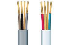 How to understand electrical cables, flexes and fuses