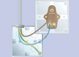 Bathroom Light Switches B&Q how to replace a light switch | help & ideas | diy at b&q
