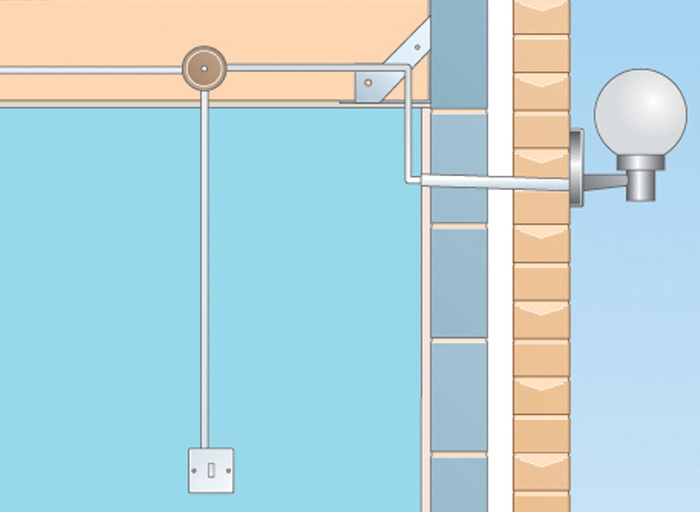 Step 1  sc 1 st  Bu0026Q & How to fit outdoor lights | Help u0026 Ideas | DIY at Bu0026Q azcodes.com