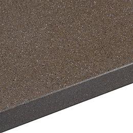 34mm Gold Dust Round Edge Kitchen Worktop with