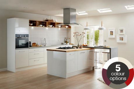 Bespoke Kitchens fitted kitchens | traditional & bespoke kitchens | diy at b&q