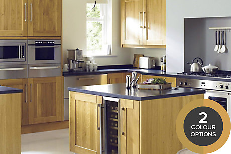 Fitted Kitchens Traditional Bespoke Kitchens Diy At B Q