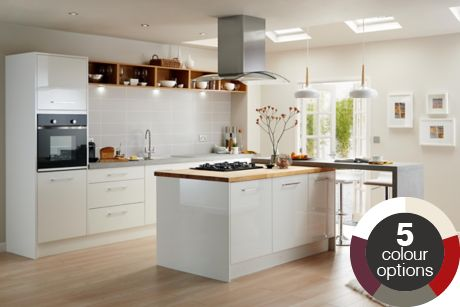 Kitchens Pictures fitted kitchens | traditional & bespoke kitchens | diy at b&q