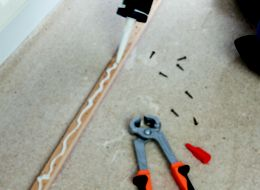 how to lay carpet gripper - Home The