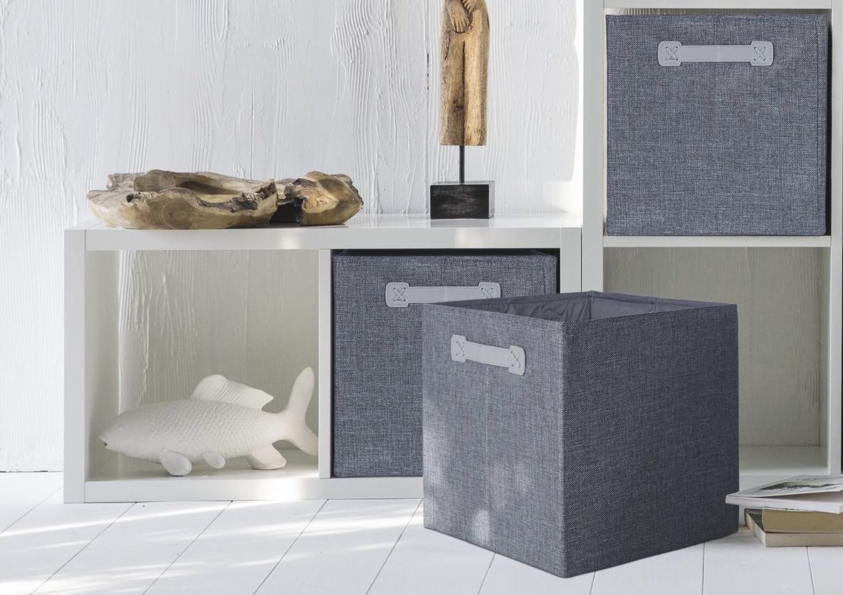 how to build your own storage cubes