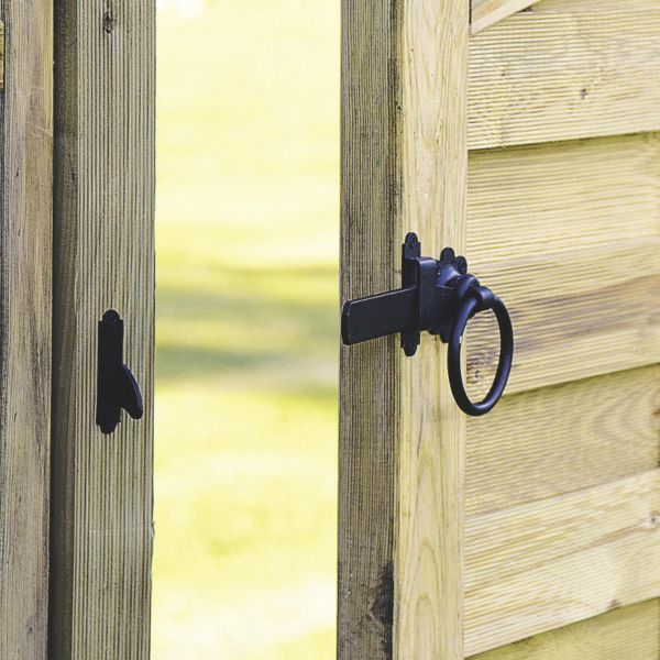 Gate Hinges, Latches & Bolts