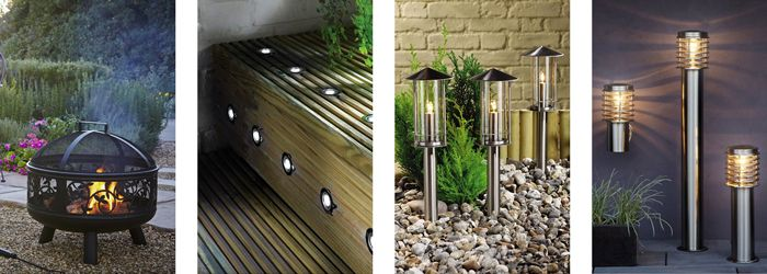 Outdoor Lighting Options