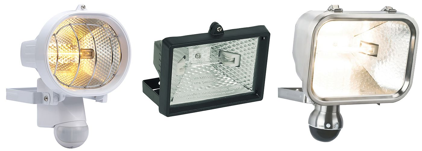 Alfa img Showing Types Security Lights