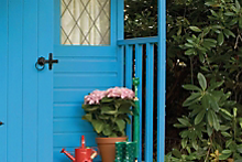 Fifty sheds of grey - A splash of paint for your garden