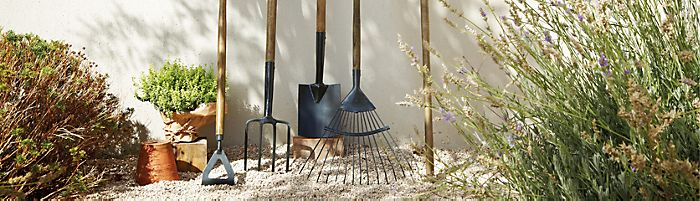 Building and landscaping tools