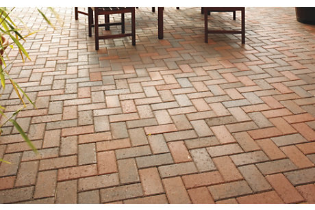 Shop block paving