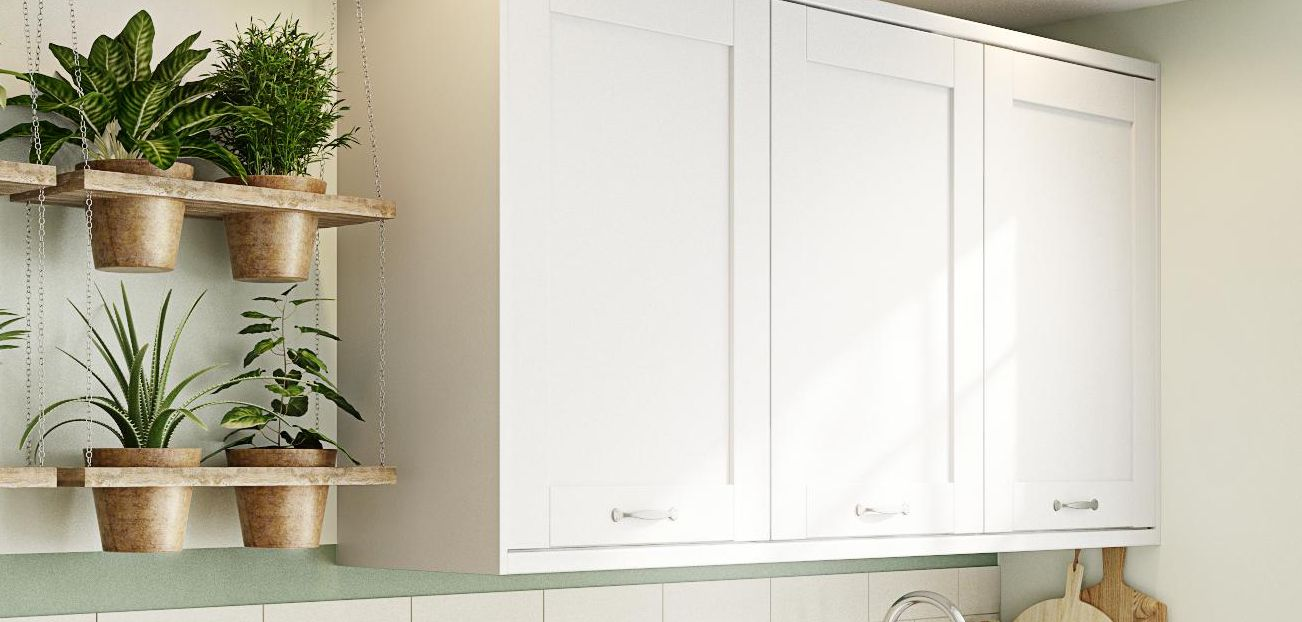 Kitchen Cabinets Cabinet Doors Storage DIY at BQ