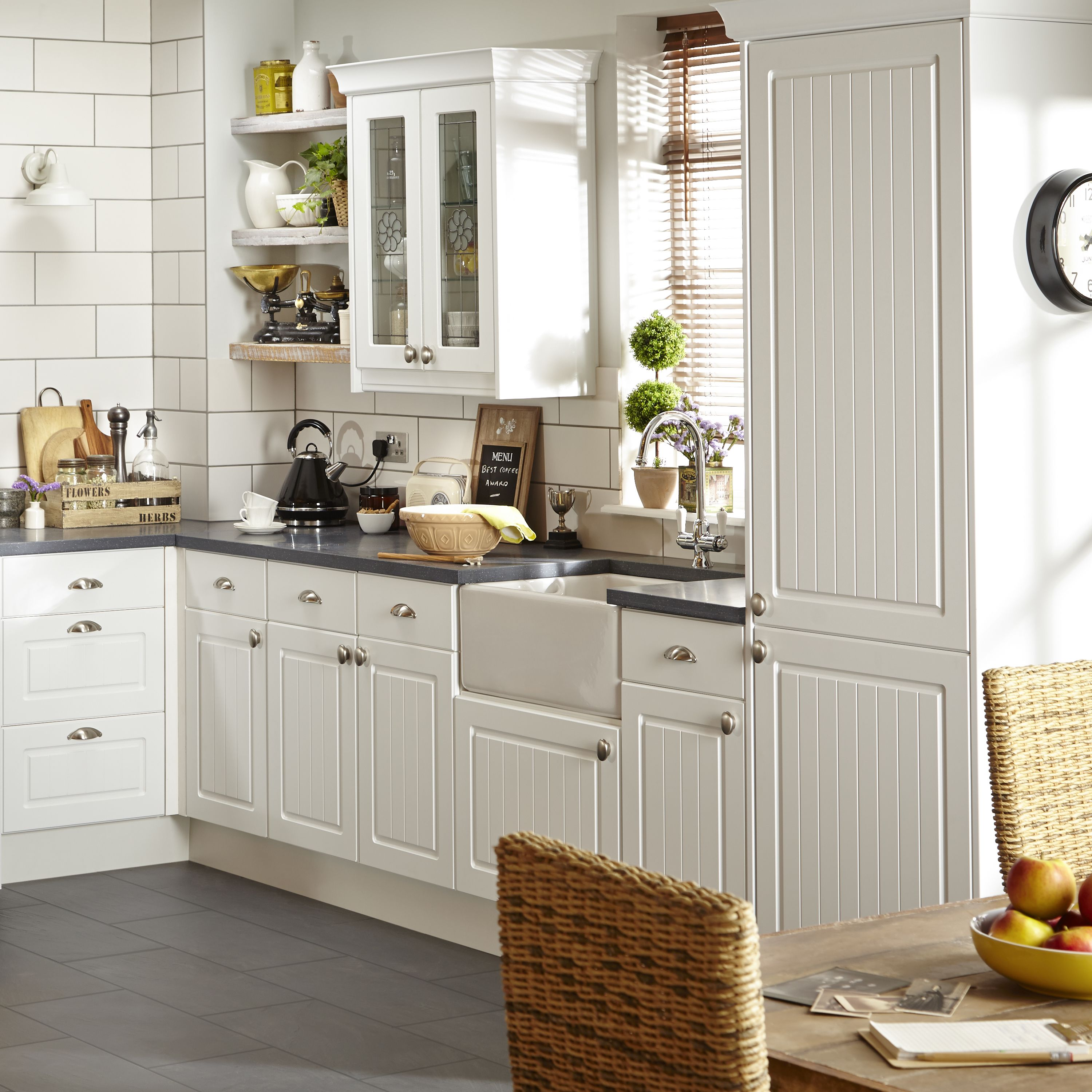 Kitchen Cabinets Vintage Style: Vintage Kitchen Design Ideas