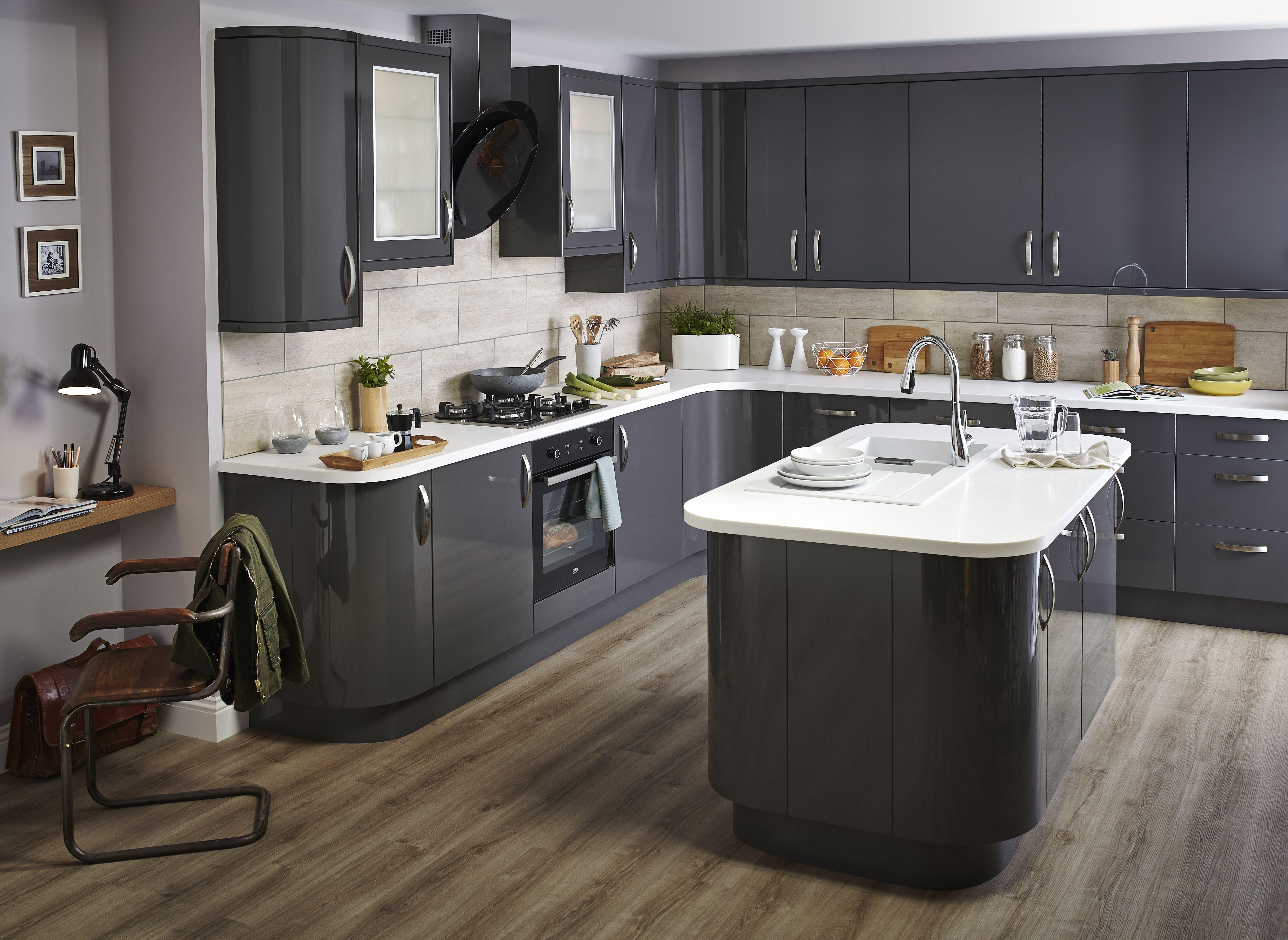 Contemporary Kitchen Design Interior Design
