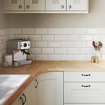 Country Kitchen Design Ideas Help Ideas DIY At BQ - Country kitchen tiles
