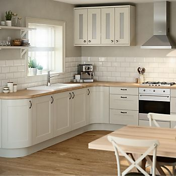 IT Stonefield Stone Classic fitted kitchen