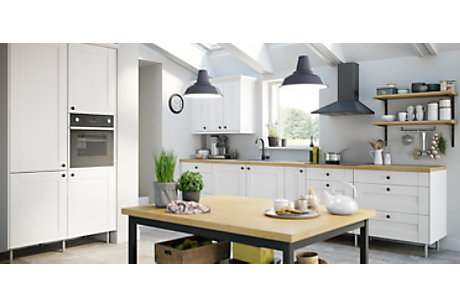 How to maximise storage in your kitchen