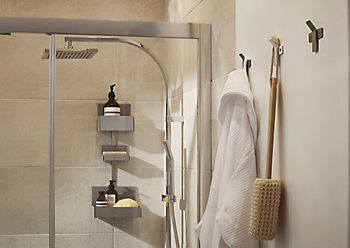 Bathroom storage ideas - Koros accessories