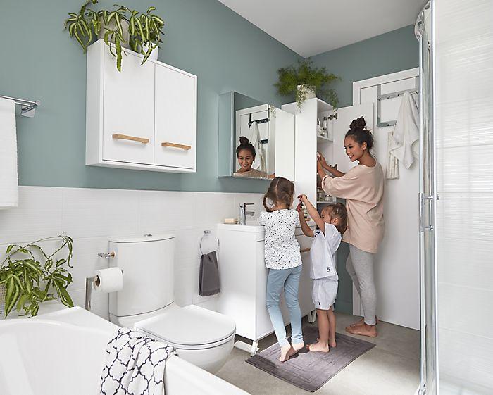 Multi-use bathroom designs