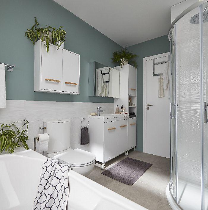 Multi-use bathroom