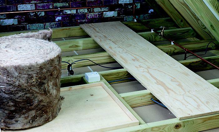 How to lay loft floor insulation | Ideas & Advice | DIY at B&Q