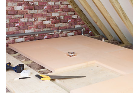 Shop insulation boards