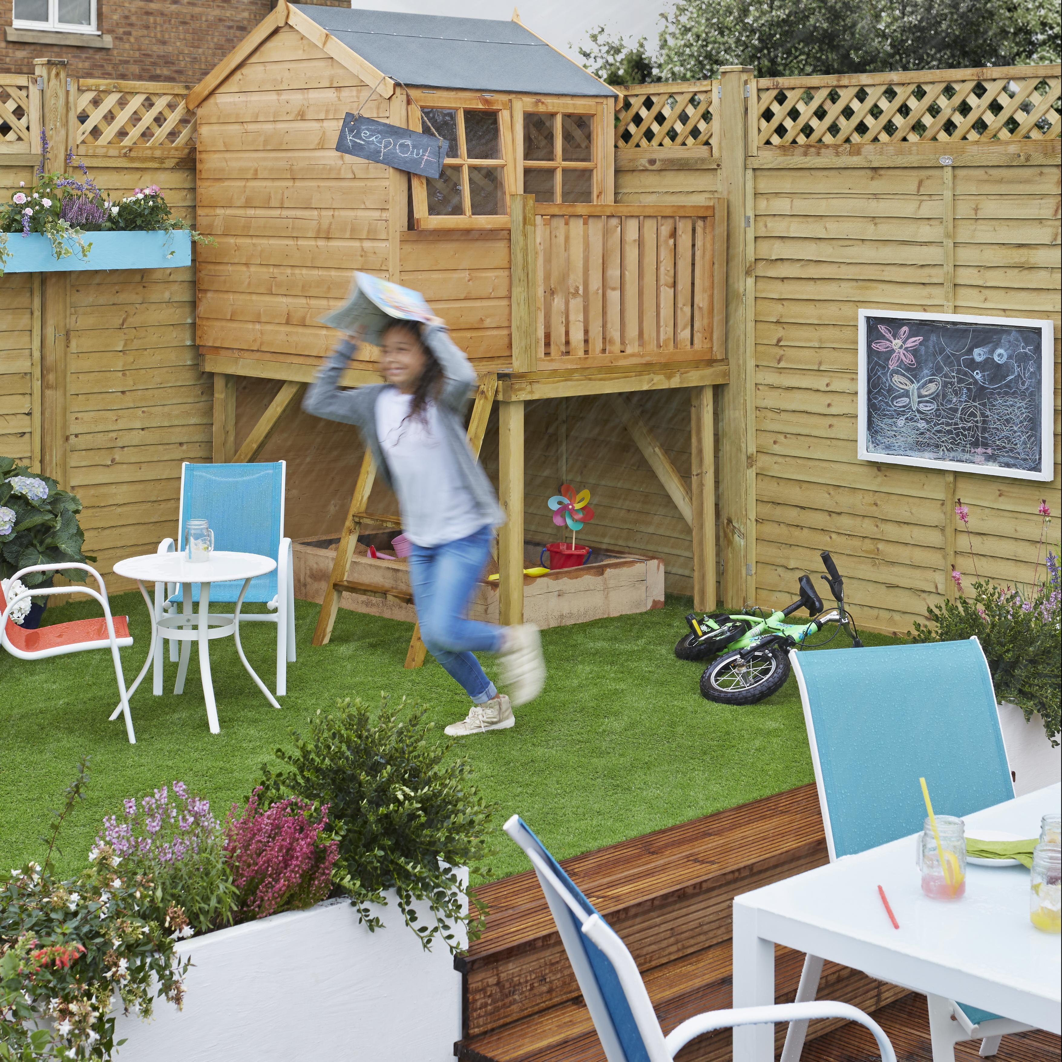 how to design a safe and fun family garden ten top tips to help