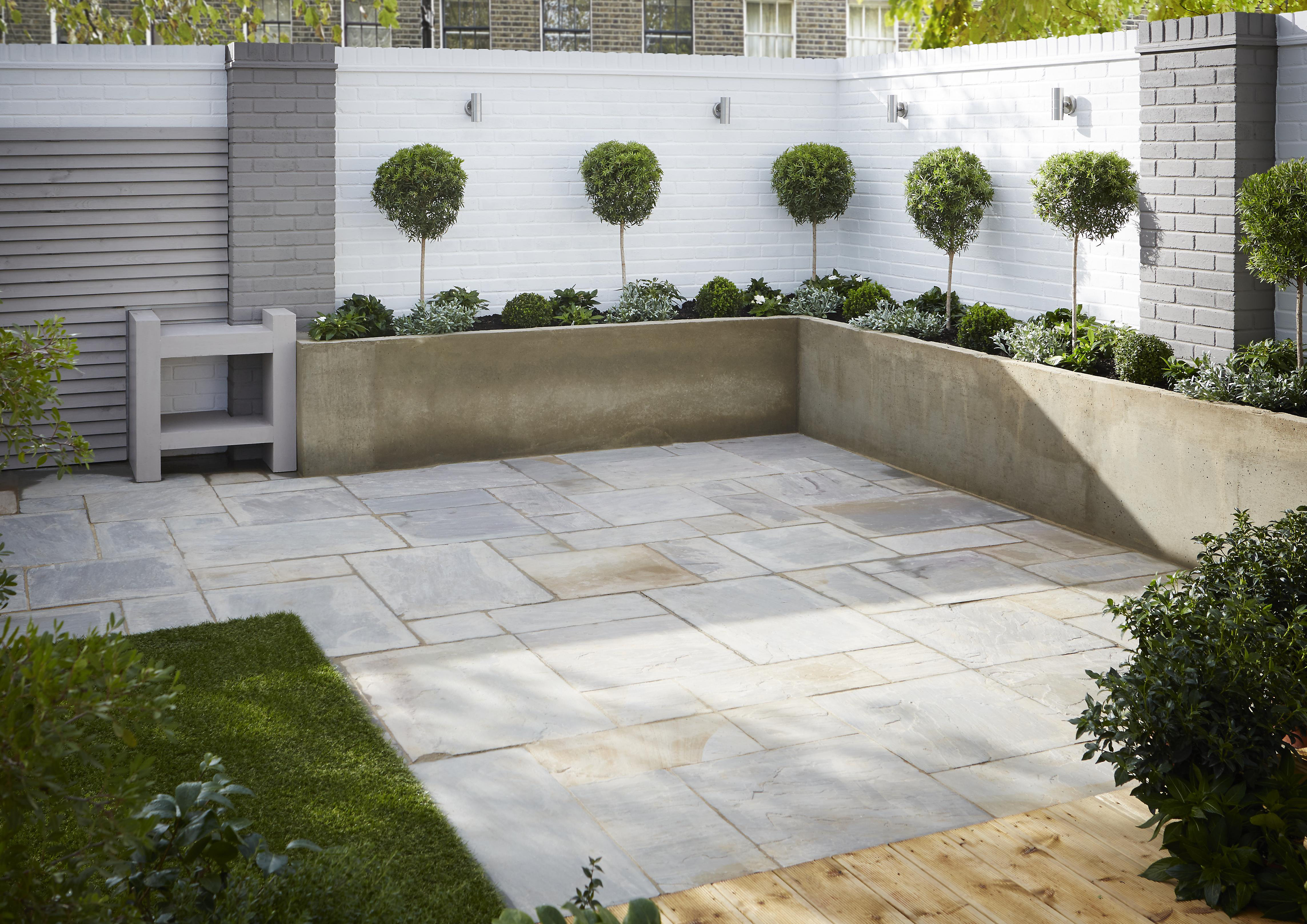 Modern garden ideas help ideas diy at b q for Modern garden