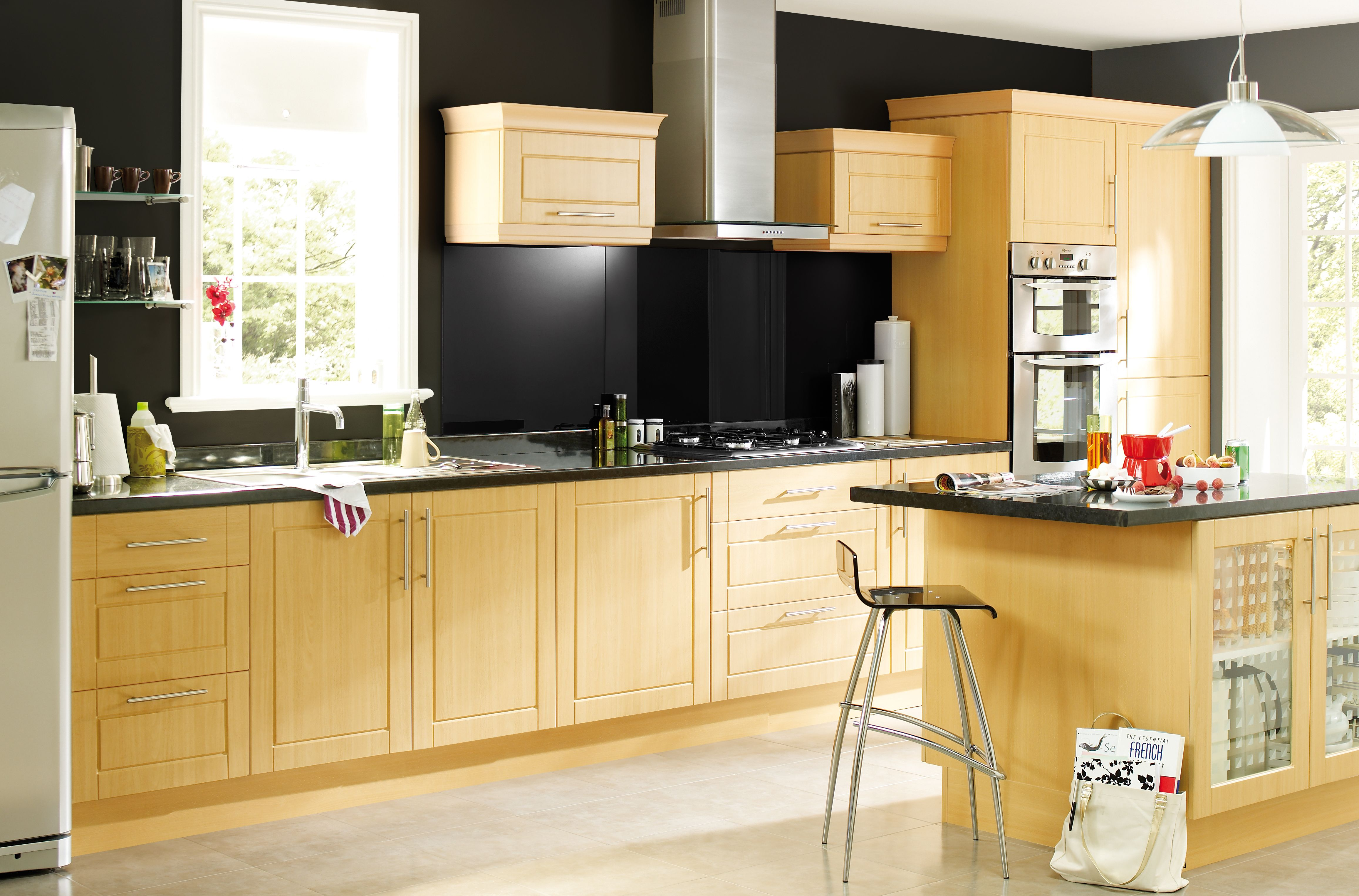 301 moved permanently for Beech effect kitchen units