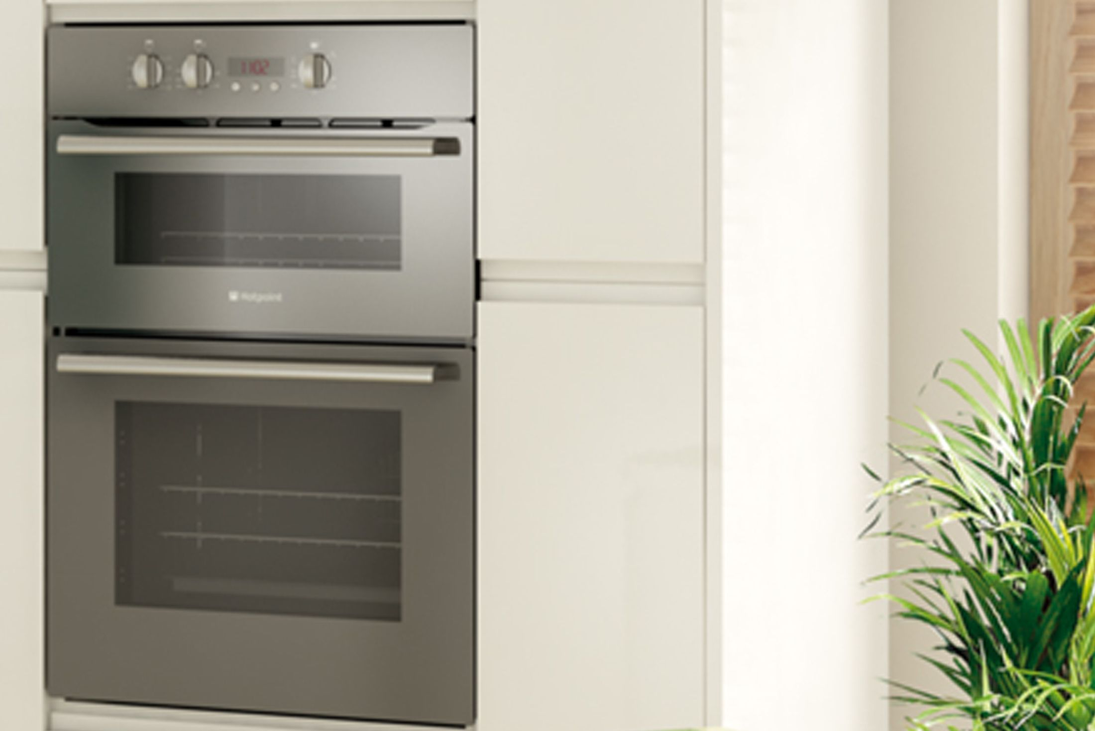 Built in oven buying guide help ideas diy at b q for Eye level oven kitchen designs