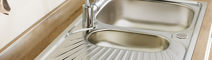 Kitchen sinks buying guide Help & Advice DIY at B&Q
