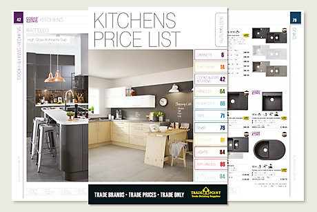 Kitchens Price List