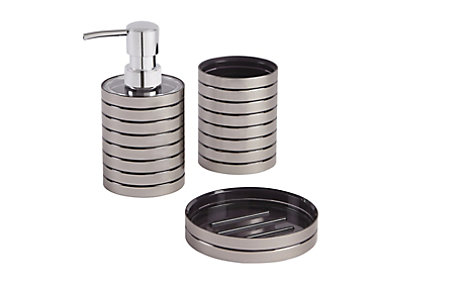 kribi metal bathroom accessories