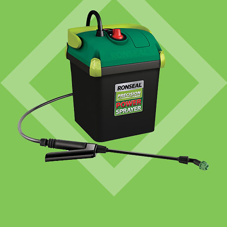 Ronseal Power Sprayer Now £20, Was £30