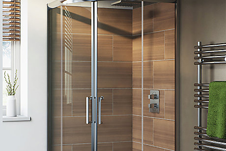 Shower </br>Enclosures