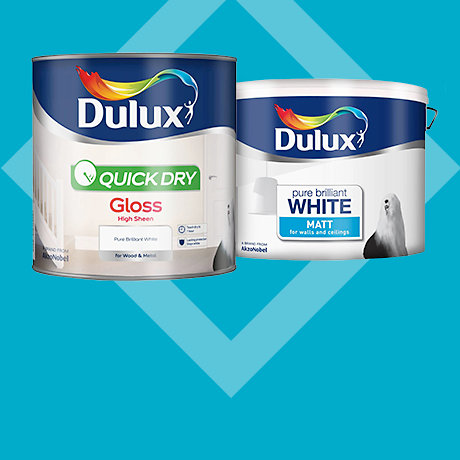 Dulux 10L Emulsion & 2.5L Gloss 2 for £40