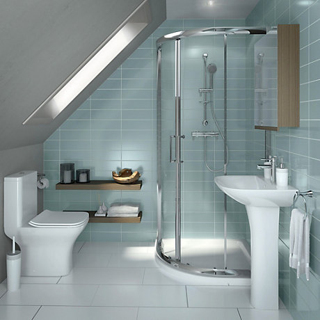image for bathrooms range