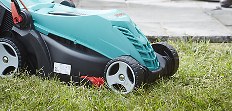 image of Mountfield lawnmower