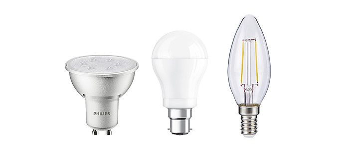 Light bulb buying guide help ideas diy at b q for Led bulb buying guide