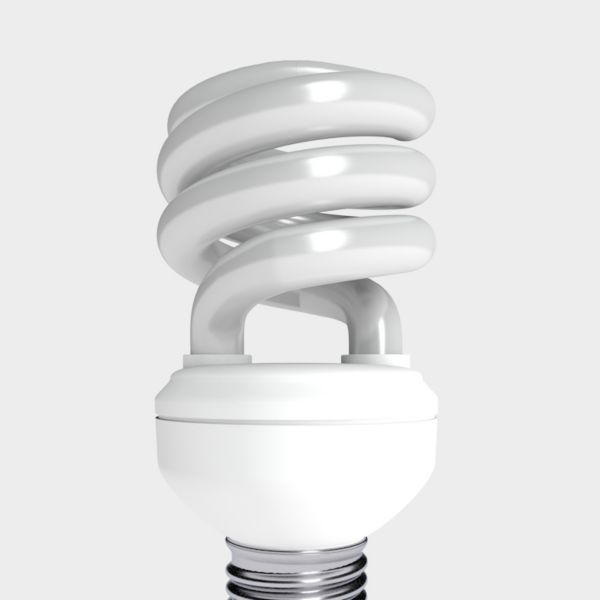 B22 Light Bulb: Spiral bulbs,Lighting
