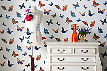 Don't be a wallflower, make a statement with wallpaper