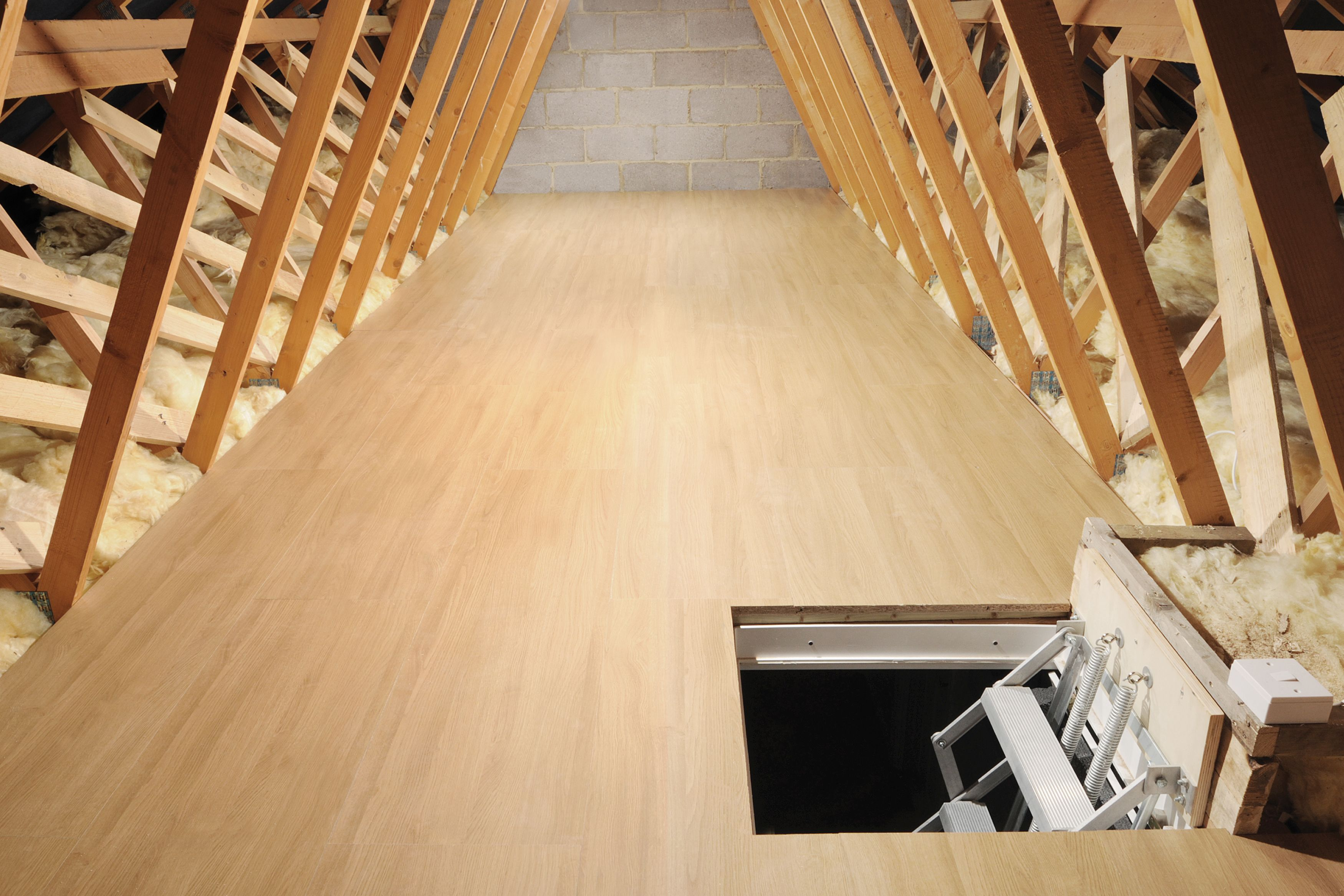 attic stair ideas - Moving on up Things to keep in mind when converting your