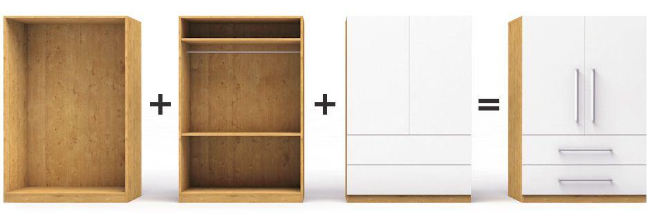 Bespoke Bedroom Furniture Fitted Wardrobes DIY at BQ
