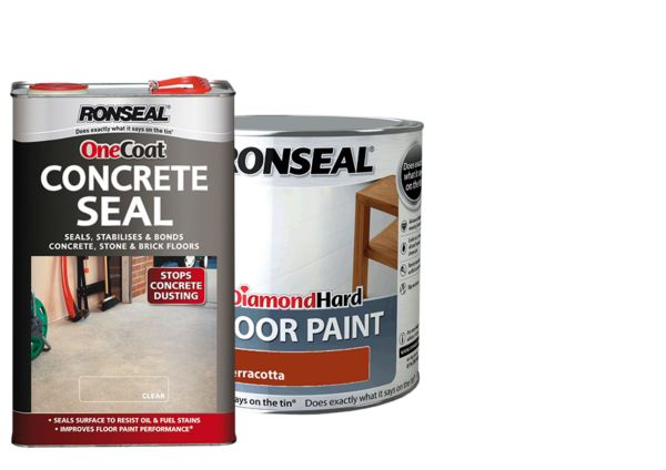 Concrete Paint