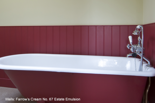 Farrow & Ball Bathroom Paint