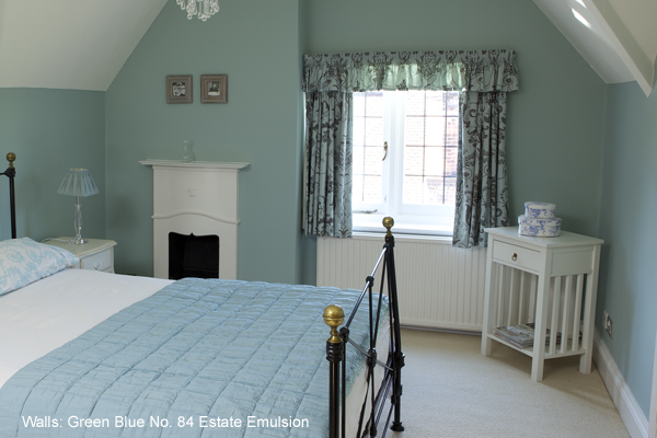 Farrow & Ball Bedroom Paint