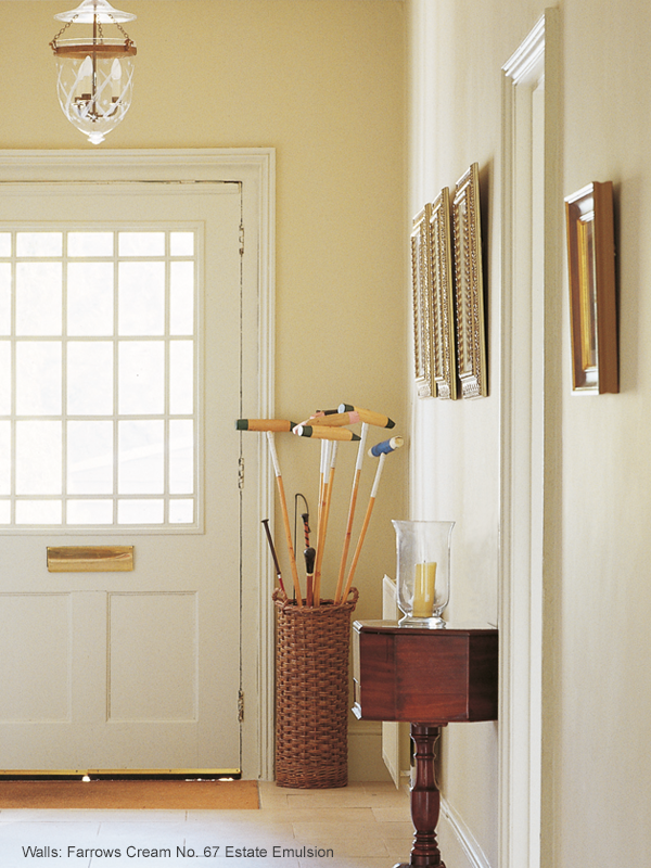 Farrow & Ball Hallway Paint