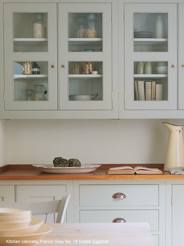 Farrow & Ball Kitchen Paint
