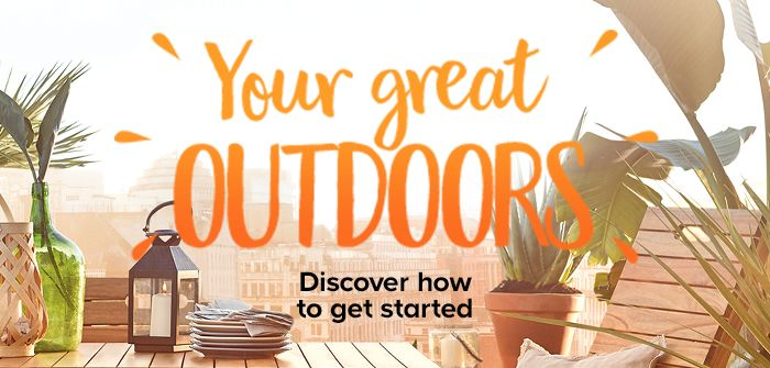 Need help with your great outdoors, #AskTheApron